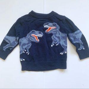 3/$20 baby gap dinosaur sweater